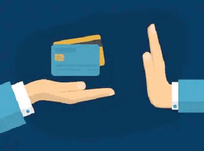 申請信用卡沒過常見的5種原因